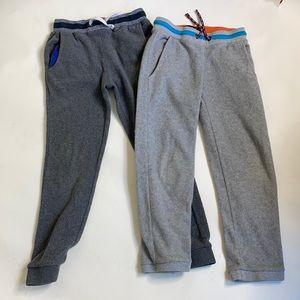 Mini Boden Grey Sweat Pant Lot